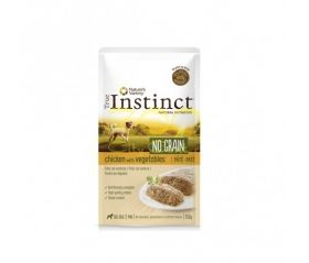 TRUE INSTINCT NO GRAIN Chicken Pate – MINI adult - 150gr