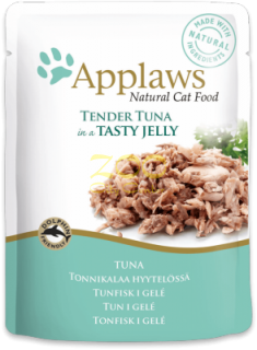 Applaws Tuna Wholemeat in Jelly - с риба тон в желе 70 гр.
