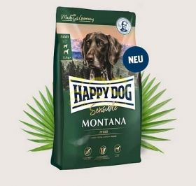 Happy Dog Montana - с конско месо, без зърно